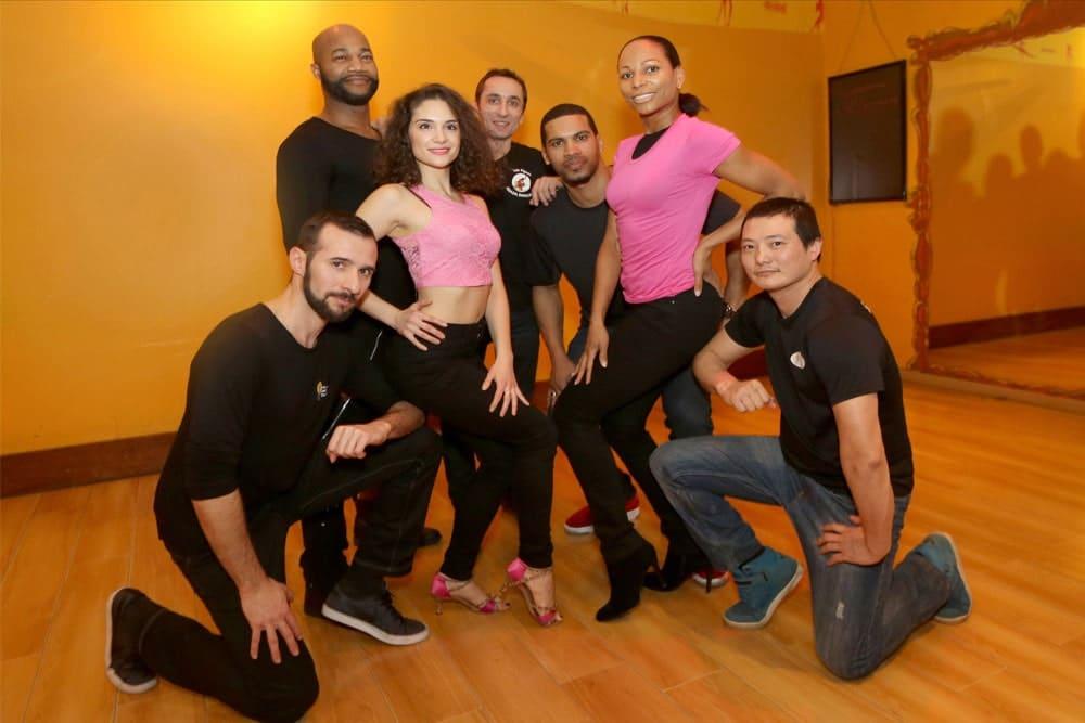 professeurs de danse salsadanse