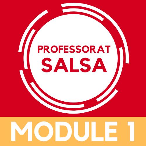 Devenir Professeur de Salsa, module 1