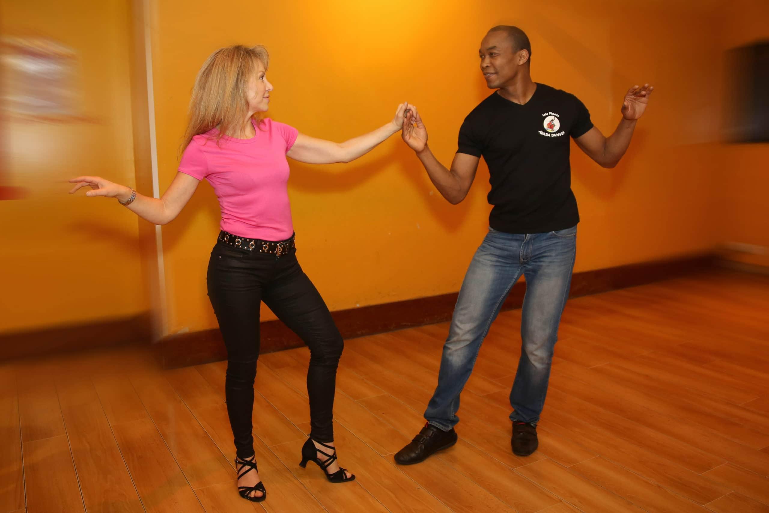 Cours particuler de danse